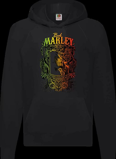 SUDADERA BOB MARLEY 001 - CMS155