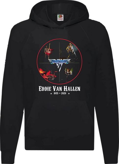 SUDADERA VAN HALEN 1er ALBUM - CMS231