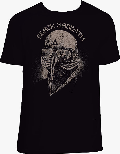 CM142 CAMISETA BLACK SABBATH TOUR '74
