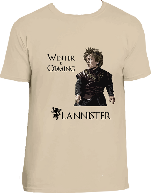 CAMISETA GAME OF THRONES - TYRION_002