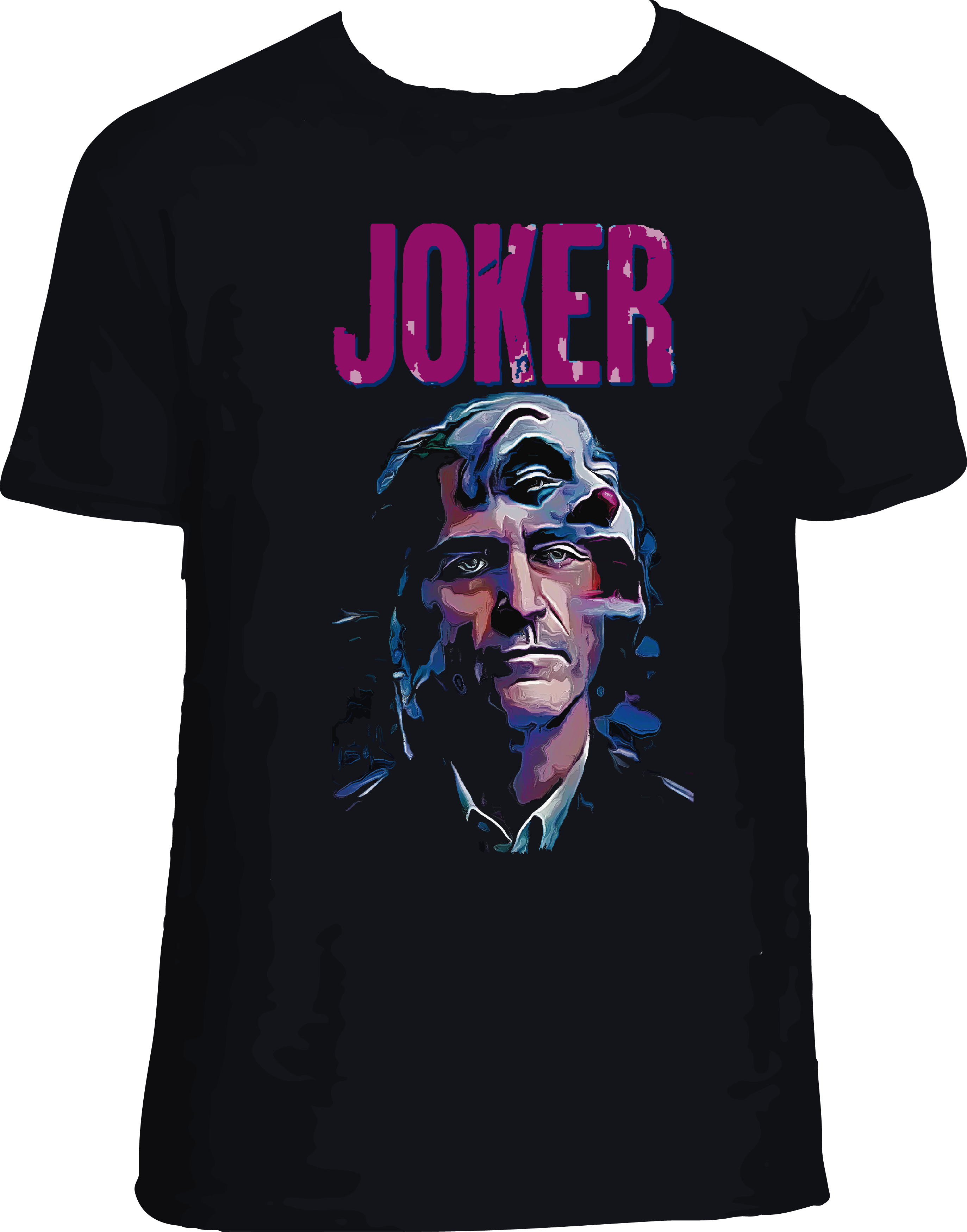 THE JOCKER 003 CAMI NEGRA