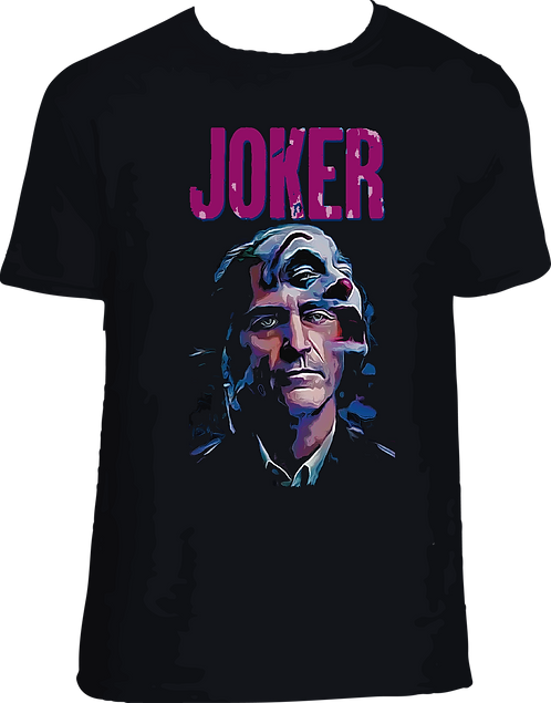 CAMISETA THE JOKER 003