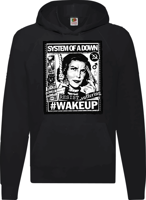 SUDADERA SYSTEM OF A DOWN WAKE UP - CMS152