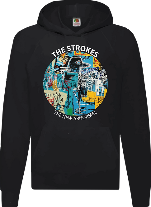 SUDADERA THE STROKES THE NEW ABNORMAL - CMS144