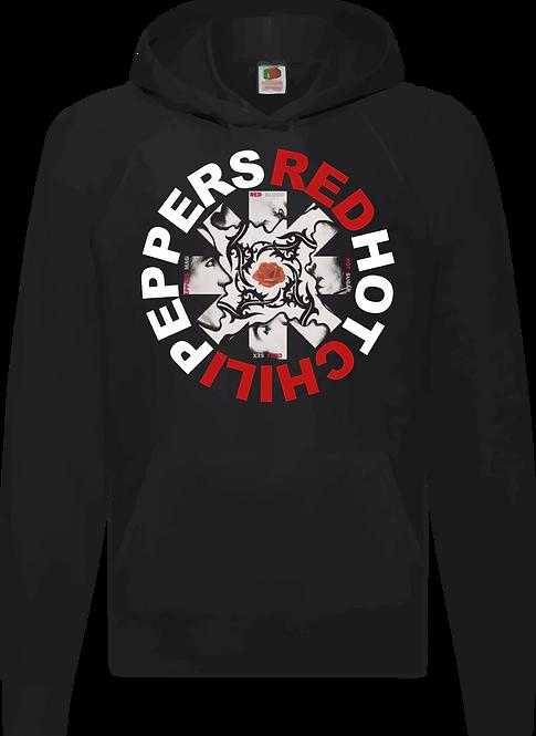 SUDADERA RED HOT CHILLI PEPERS BLOOD, SUGAR - CMS050
