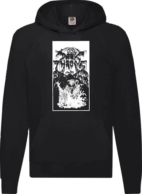 SUDADERA DARK THRONE 001  - CMS100