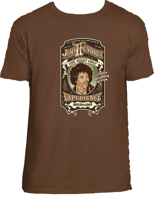 CAMISETA JIMMY HENDRIX 001