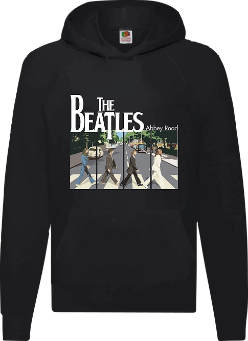 SUDADERA BEATLES ABBEY ROAD - CMS008