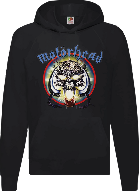 SUDADERA MOTOR HEAD OVER KILL - CMS040