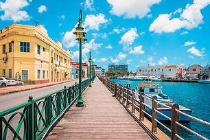 Bridgetown Barbados - shutterstock_13696