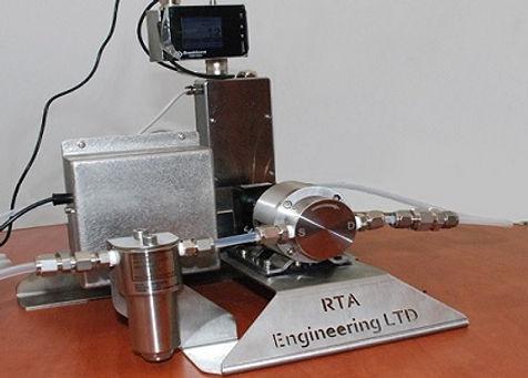 Micro Annular Gear pumps