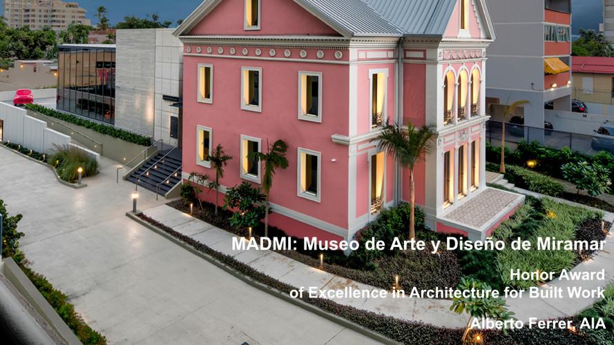 MADMI: Museo de Arte y Diseño de Miramar