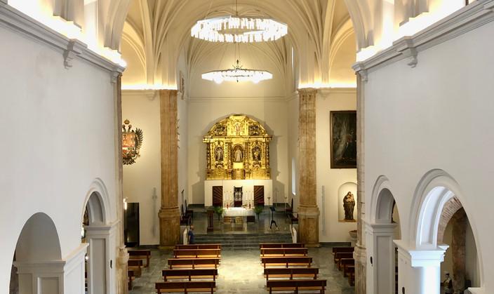 IGLESIA SAN JOSE - Jorge Rigau Arquitectos PSC