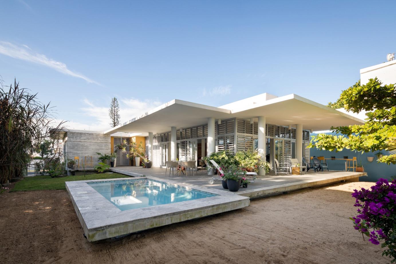 Villa Pabellón
