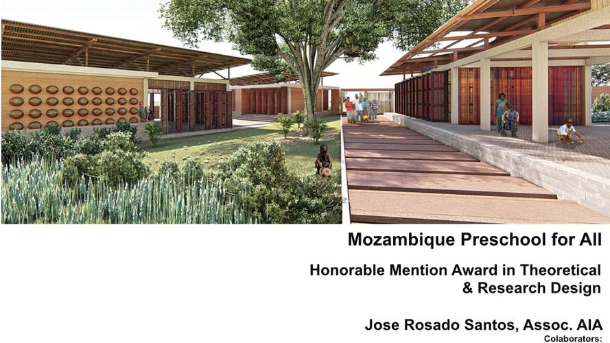 Mozambique Preschool for All