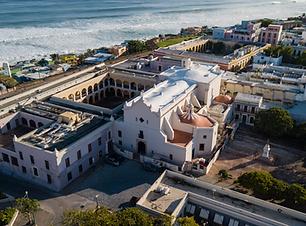 Conservation Project for San José Churc