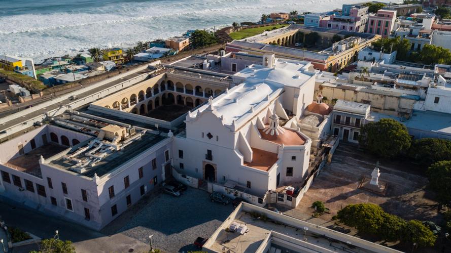 Conservation Project for San José Church