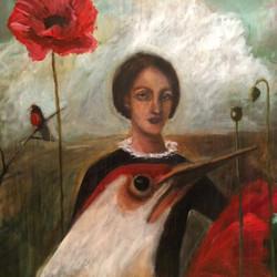 Wing Man (framed)
