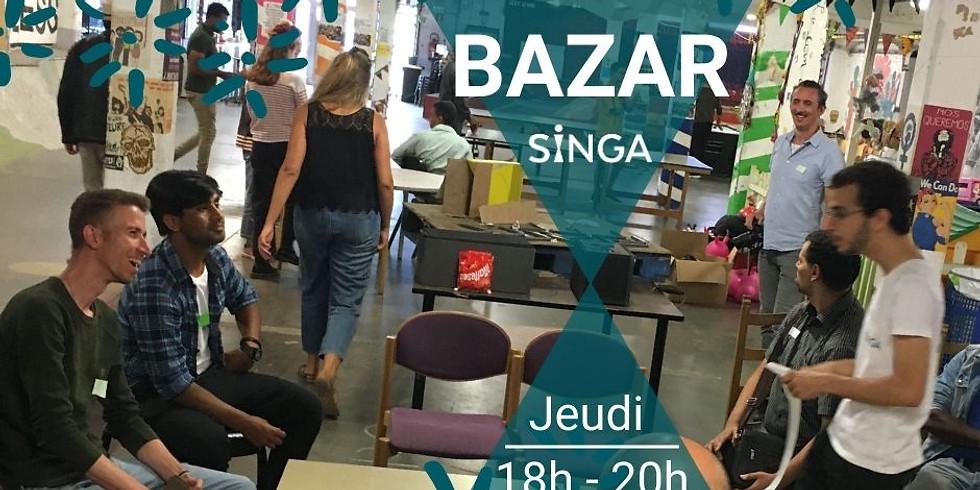 Le Bazar SINGA