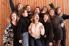 Equipe SINGA Bruxelles
