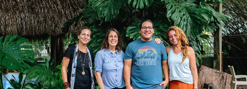 The Team of Guides at Miami Nature School an Acton Affiliate.