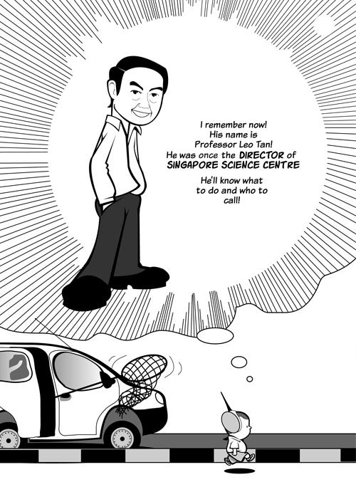 Professor Leo Tan