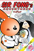 Sir Fong's Adventures In Science Book 3