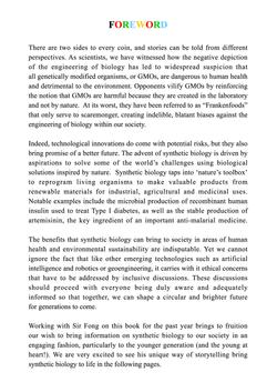 Foreword: Wen Shan Yew, Mathew Chang