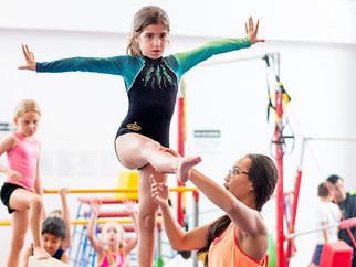 7 reasons your child should do gymnastics this summer