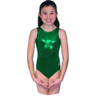 Mystique Leotard Emerald Green