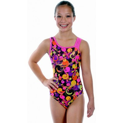 MIRAGE LEOTARD (PINK)