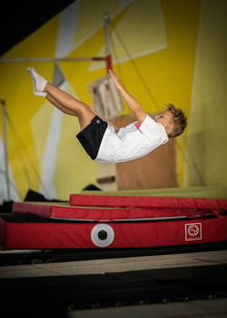 Recreational Trampoline Camps