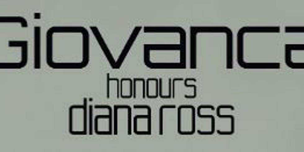 Giovanca Honours Dianna Roos