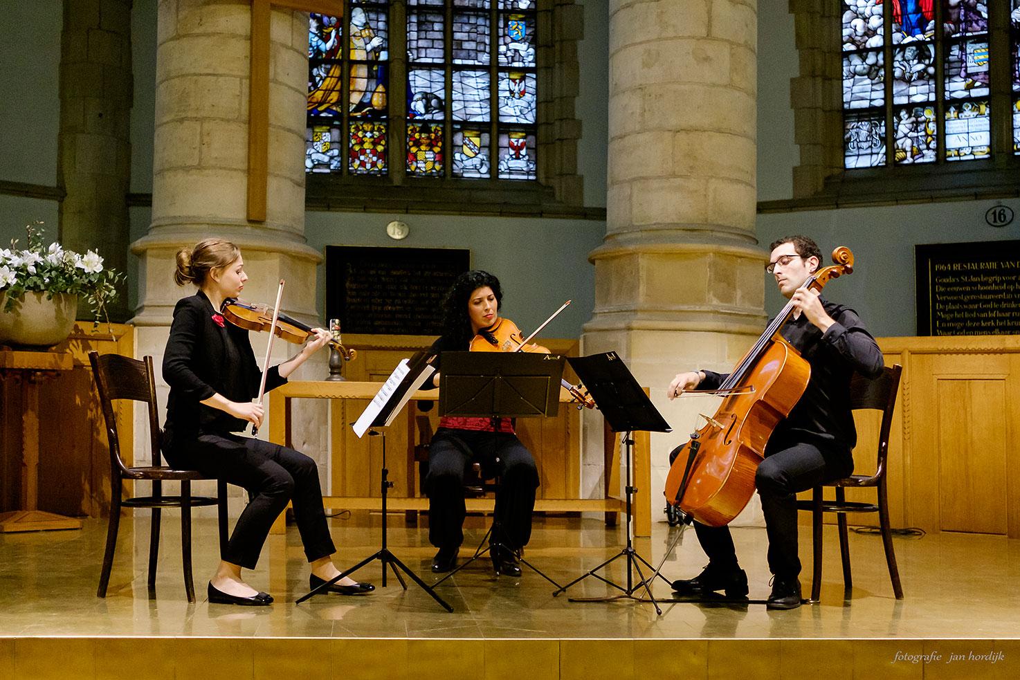 Agathe String Trio
