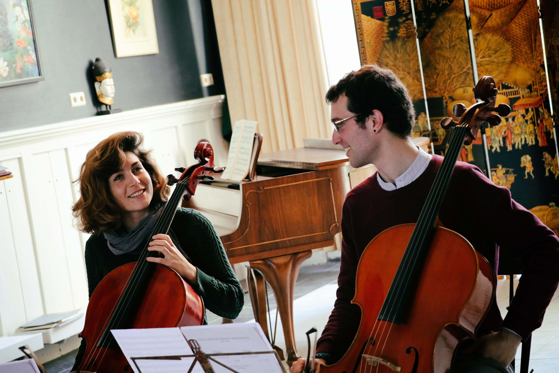 Eva and Ivan