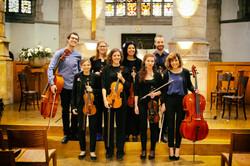 Team, Mendelssohn Octet