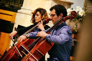 Duo cellos