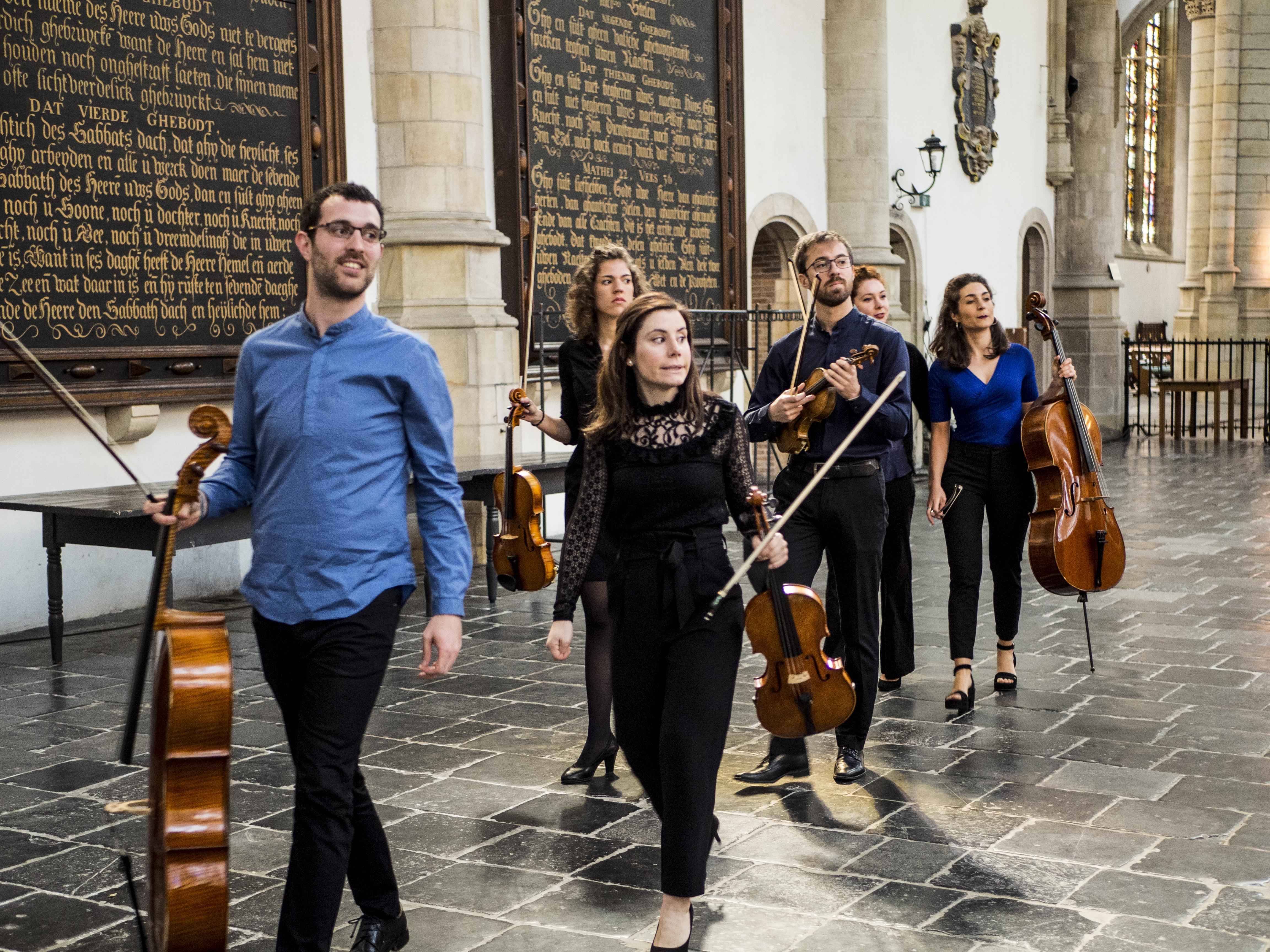 Agathe Ensemble Sextet