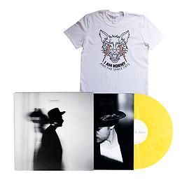 I am Korny - Sleep Ain't Paying My Dues (Limited Yellow Vinyl) & T-Shirt Bundle
