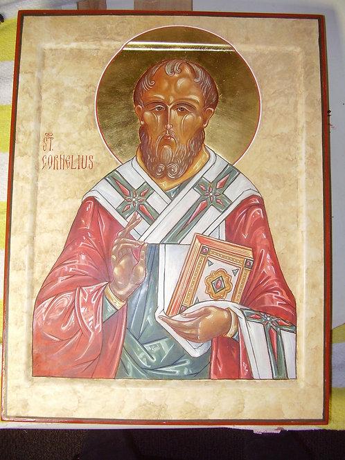 St Cornelius Icon