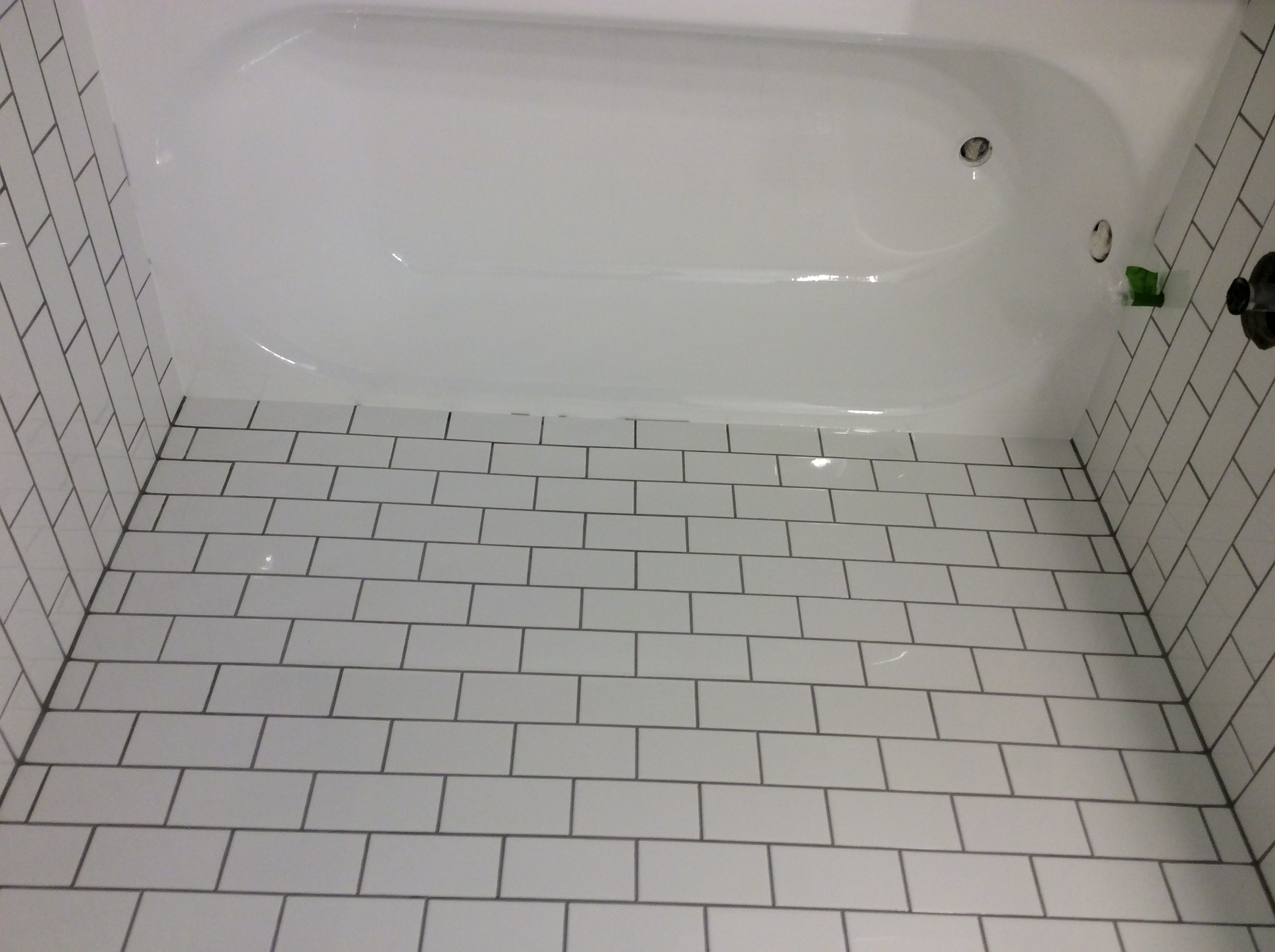 Bathtub Reglazed