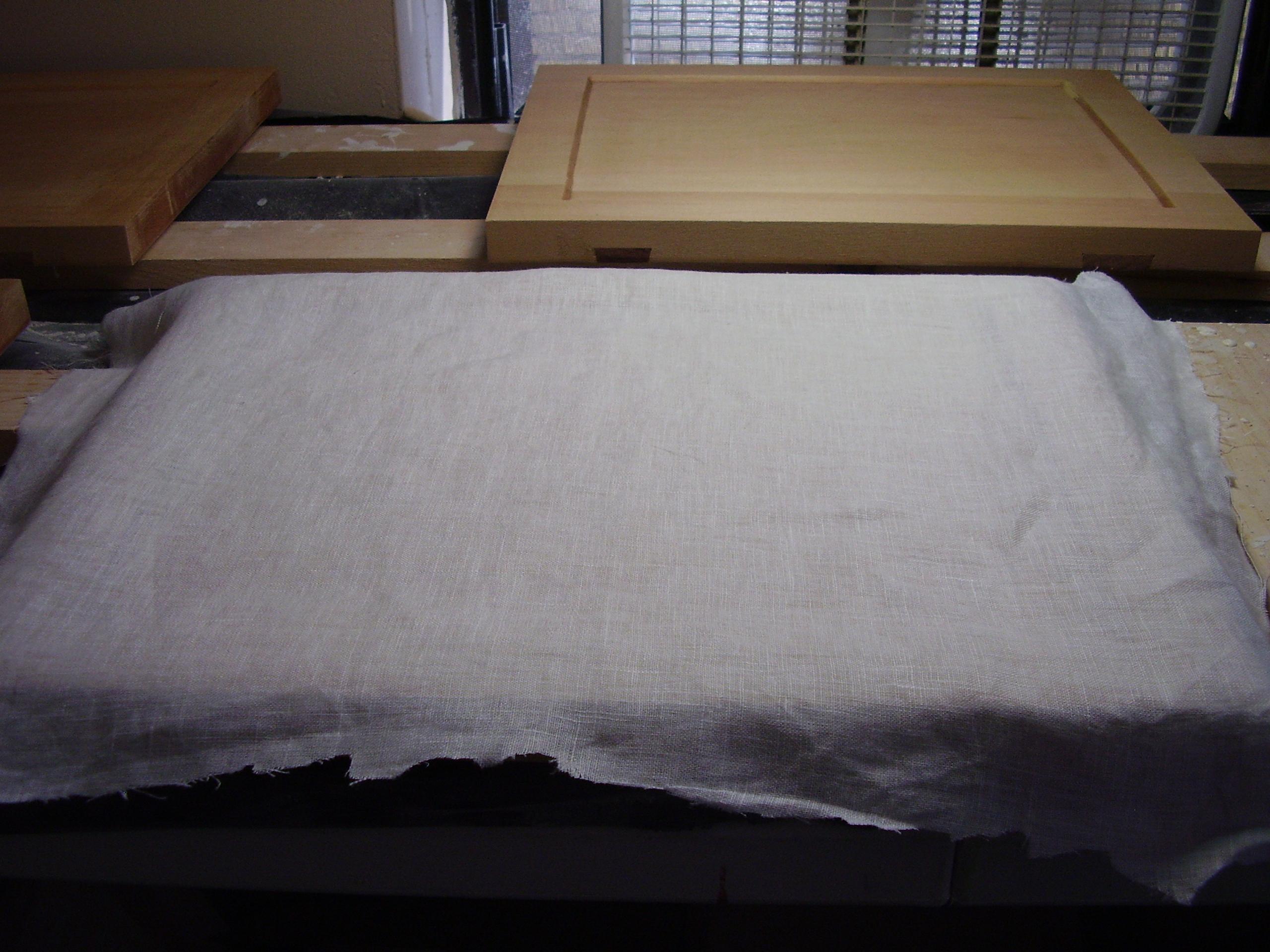 Linen cut large