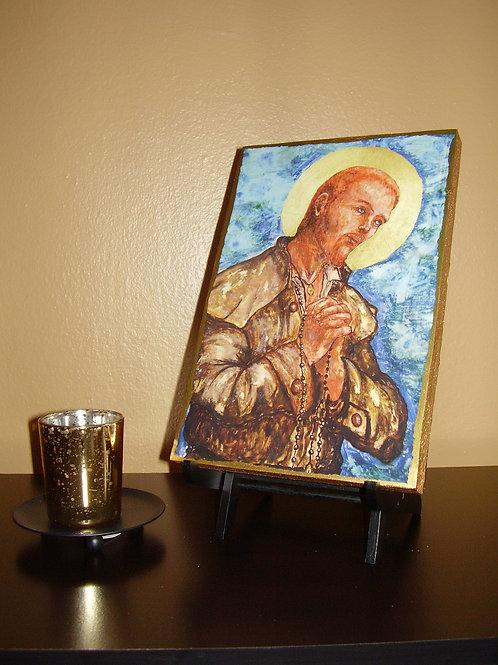 St Benedict Joseph Labre