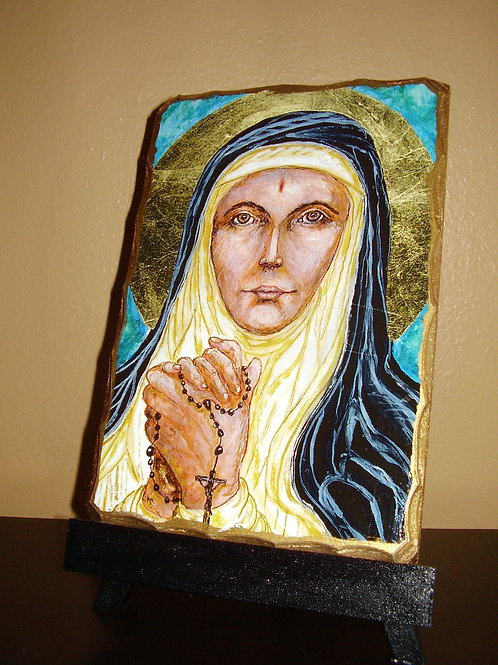 Saint Rita Icon