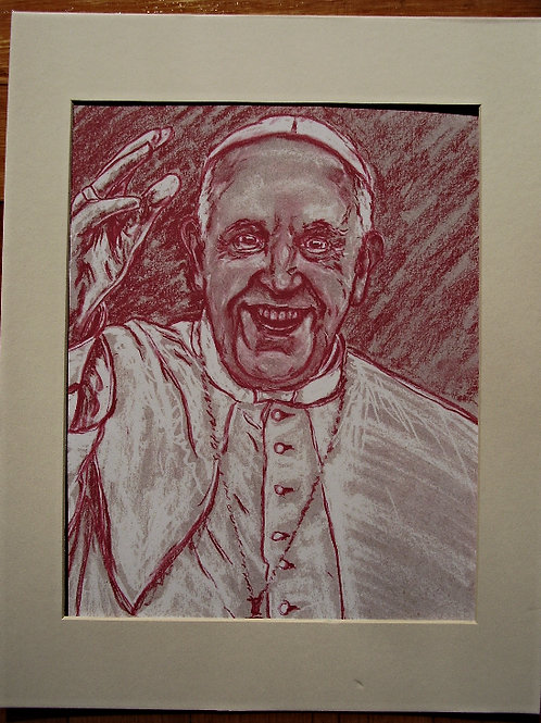Pope Francis Smiling 2