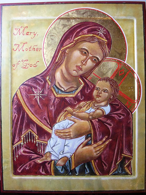 Mary, Mother of God