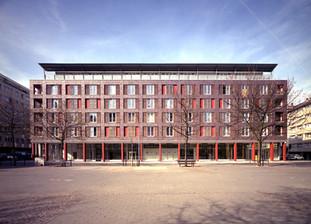 Studentenwohnhaus Sudermanplatz