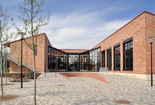 Erweiterung Realschule / Neubau Grundschule
