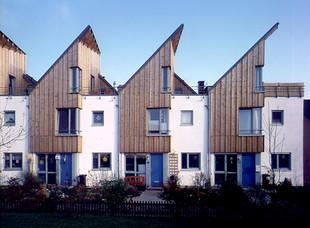 Einfamilien-Reihenhäuser, Köln-Blumenberg