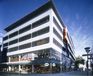 Geschäftshaus Limbecker Straße, Essen Ci